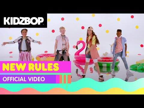 KIDZ BOP Kids - New Rules  [KIDZ BOP Summer '18]