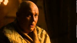 Game of Thrones Tyrion and Varys talk about power