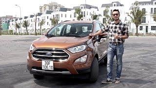 Đánh giá xe Ford Ecosport 2018 - Nội ngoại thất (Phần 1) |XEHAY.VN|