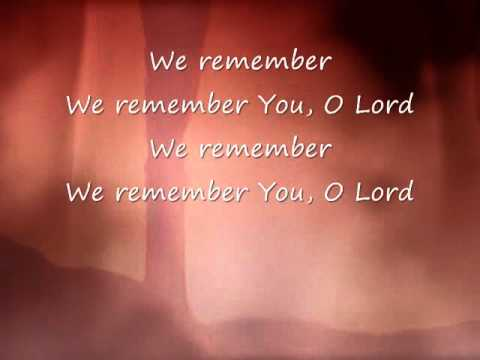 Newsboys - We Remember