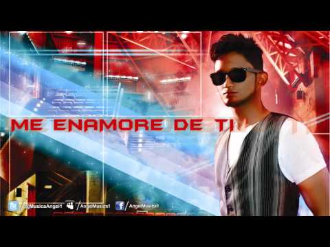 ANGEL - ME ENAMORE DE TI (AUDIO)