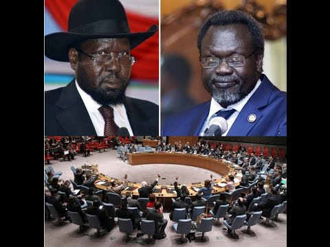 S. Sudan's Warring Sides Criticize UN Sanction Threat