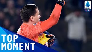 Szczęsny Produces Incredible Double Save! | Lazio 3-1 Juventus | Top Moment | Serie A TIM