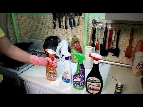 Чем очистить сковороду или кастрюлю от нагара?  Мускул vs Чистер vs Cilit vs Шуманит