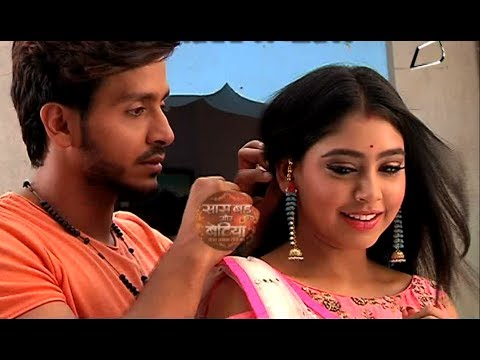 Rangeela and Shivani's romance in Ghulaam