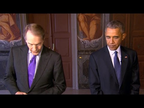 President Obama on threats from ISIS, North Korea