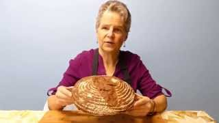 """Sourdough Teff Loaf - Finished Bread """"Unboxing"""" Video #6"""