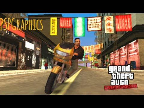 Review Grand Theft Auto: Liberty City Stories PSP