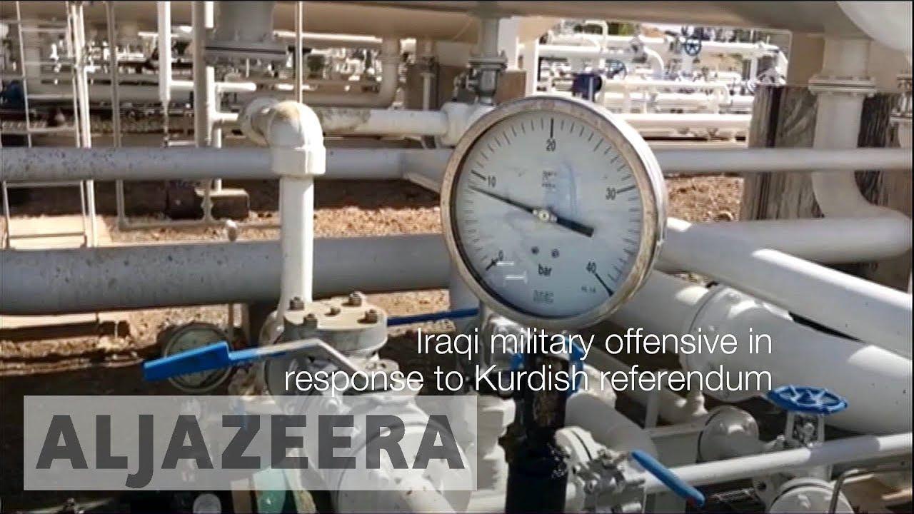Kurds lose vital oil fields after Iraqi forces capture Kirkuk