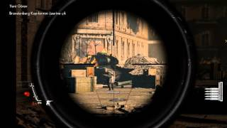 Sniper Elite V2 20.Bölüm Final