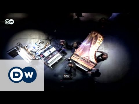 أضخم بيانو في العالم | يوروماكس