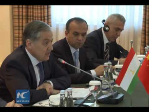 Chinese Foreign Minister visits Tajikstan to strengthen ties
