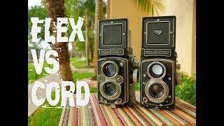 Rolleiflex Vs Rolleicord Medium Format Film Cameras