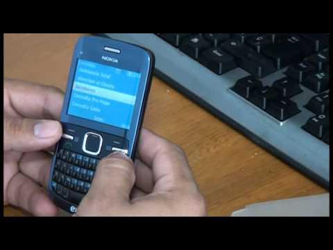 Nokia C3 EN ESPAÑOL