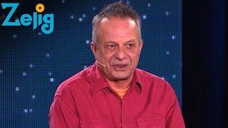 Marco Della Noce (Oriano Ferrari) parla della sua passione per le auto - STARS   ZeligTv