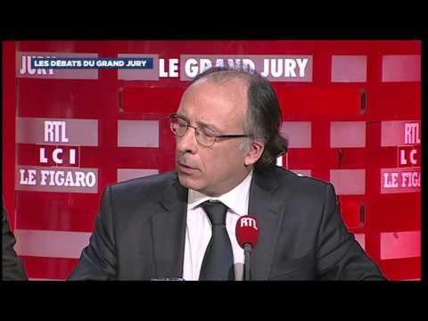 Le Grand Jury du 23 février 2014 - Arnaud Montebourg et Marine Le Pen - 1ere partie