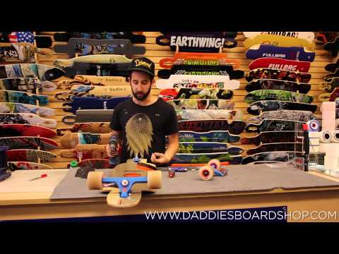 How To's: Mounting a Drop Thru Longboard