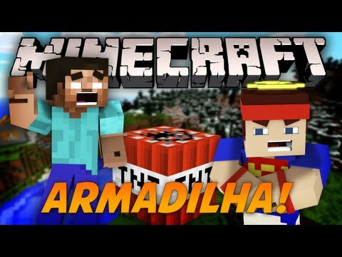 Watch HEROBRINE!!! #ARMADILHA!?!