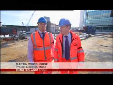 Grand Central Birmingham shopping centre opening delay (Oct 2013 - Coverage 2)
