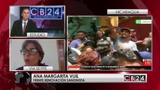 Nicaragua: Oposición denuncia que Ortega busca debilitar el diálogo