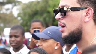AKA ft YoungstaCPT  - Main Ou's Exclusive Behind the Scenes