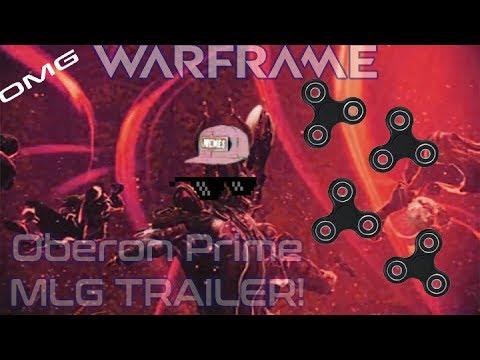 Warframe | MLG Oberon Prime Trailer