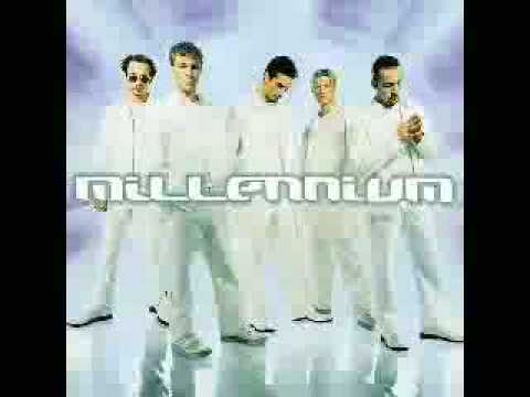 Backstreet Boys - u wrote the book on love