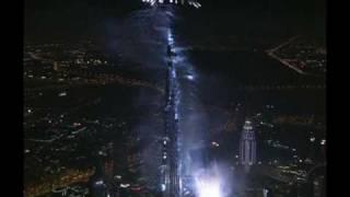 Opening Ceremony of Burj Khalif , Dubai 2010
