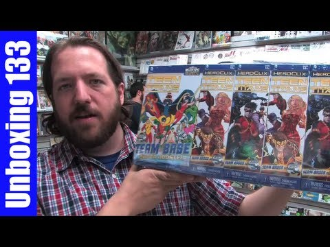 Adventure Time Pop! Figures, Teen Titans Heroclix, Age of Ultron #8, more! Unboxing Wednesdays 133