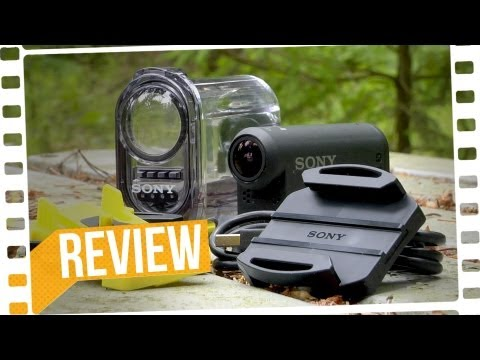 Sony HDR-AS15 Actioncam - Review - HD