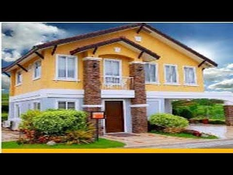 House and Lot - Real Estate Property in Bellefort Estates Philippines | Vivienne (Turned Over)