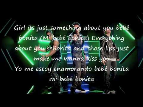 Chino y Nacho ft Jay Sean- Bebe Bonita(letra)