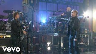 download lagu Bon Jovi - Keep The Faith Live On Letterman gratis