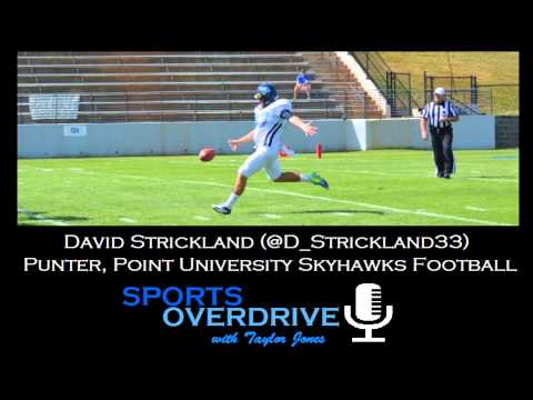 Sports Overdrive 6-13-14 David Strickland
