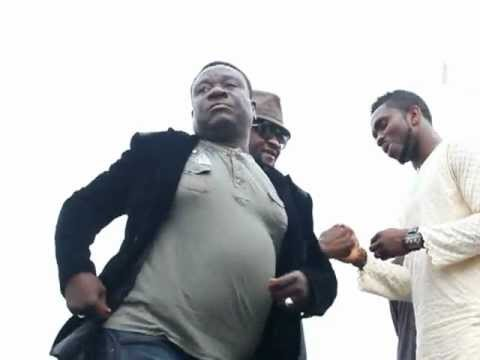 mr ibu and Joseph Yobo in okrika