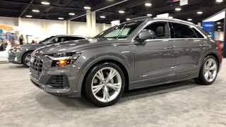 2019 Audi Q8 Prestige - Detailed Interior Technology Review And Exterior Walkaround In 4K