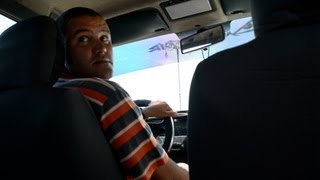 Conversation with a Cuban taxi driver