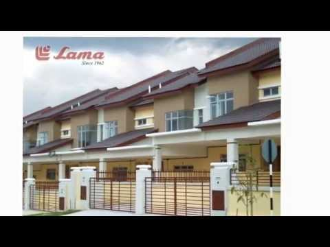 Lama ROMAN tiles projects in Malaysia