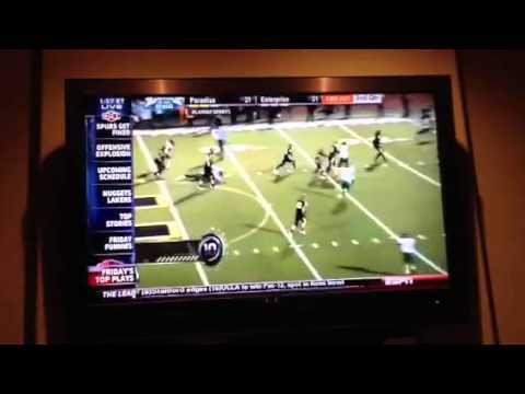 Enterprise High School on ESPN Top 10 - Taylor Angley-Holma
