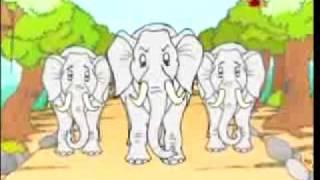 Pathiluku Pathil   Tamil Panchathanthira kathai Saromama   Kids world of cartoons, rhymes, poems,stories,games