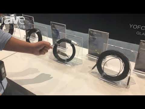 CEDIA 2018: FIBBR Talks About Range of Fiber Optic Cable Offerings