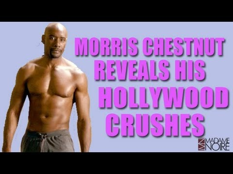 Morris Chestnut Talks Crushing On Best Man Holiday Cast Mates