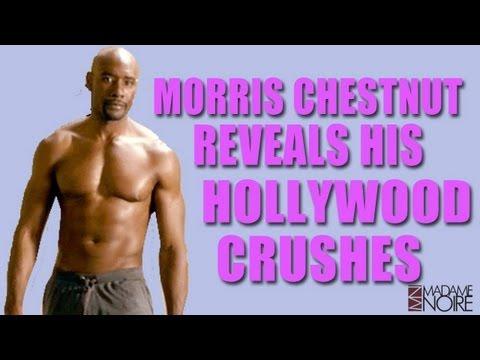 Morris Chestnut Talks Crushing On Best Man Holiday Cast Mates
