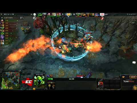 LGD China vs Invictus Gaming - World Esports Championship @TobiWanDOTA