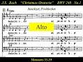 Bach-Alto-BWV248 No 1-Jauchzet Frohlocket.wmv