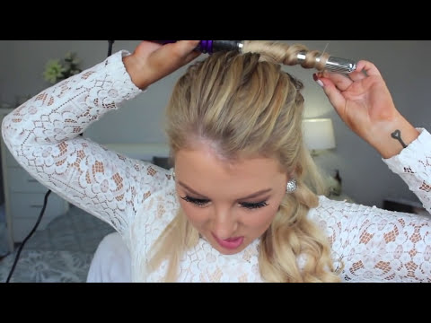 Ariana Grande Inspired Ponytail - Super Easy - Back To School