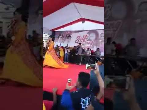 Selfi LIDA Pulang Kampung, Nyanyikan Lagu di Grand Final Nasib Bunga
