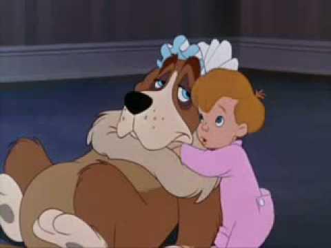 Wendy S Dog Peter Pan