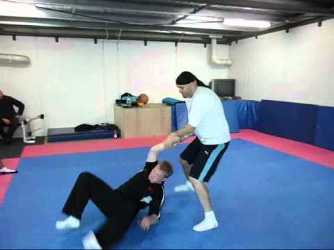 CLOSE QUARTERS COMBAT SANSHOU  - HDT Hook defense Image 1