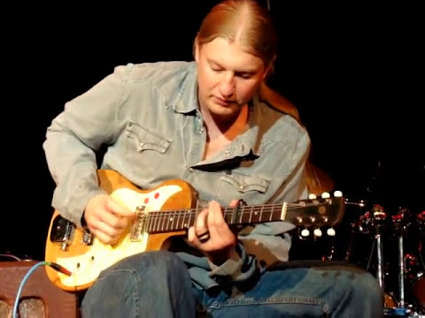 Derek Trucks Band- Meet Me at the Bottom 11/15/07